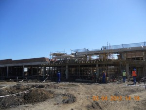 Multi Storey Hospital Construction